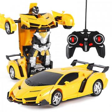 Машинка-Робот Deformation