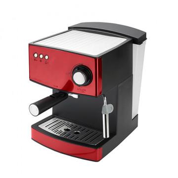 3Красный -Кофемашина-эспрессо высокого давления ADLER
