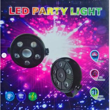 Светодиодная диско-лампа Led Party Light