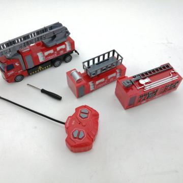 Набор Пожарная Служба 3 в 1 Truck с дистанционным управлением
