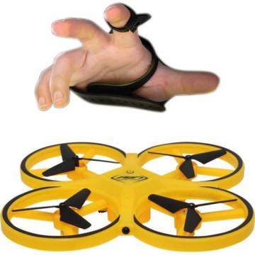 Квадрокоптер с управлением жестом руки Gravity sensor